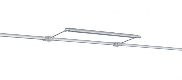 Paulmann ULine System L+E Galeria Leuchte Line 1x10W LED Chrom matt 12V Metall - Vorschau 2