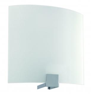 701.13 Paulmann Lampenschirme WallCeiling DS Modern Deco-Set WL Cove Opak 280x280mm Metall/Glas