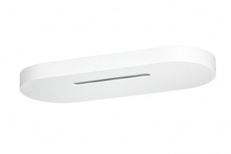 Paulmann 703.96 WallCeiling Belona IP44 20W LED 120x300mm Weiß matt Satin 230V Alu Acryl
