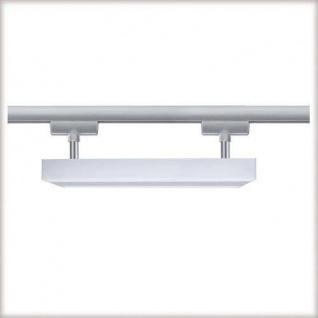 Paulmann Schienensystem Light&Easy URail Spot LF-Line max.2x8W G5 Chrom matt 230V Metall