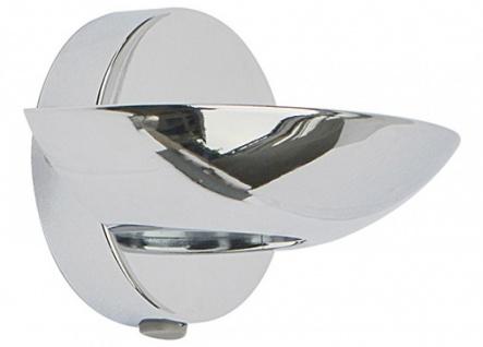 50200053003012 Ledar LED Wall Light Wandleuchte chrom 5 W 309 Lm 3.000 K IP20