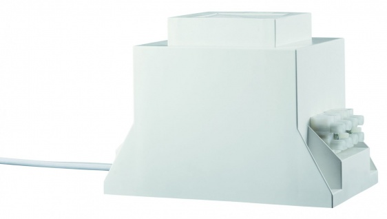 Paulmann 979.40 VDE Safety Trafo Transformator max.400W 230V 400VA Weiß