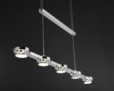 20W Dimmbare LED Pendelleuchte Warmweiß 5 x 4W 3000 Kelvin 1.525 Lumen