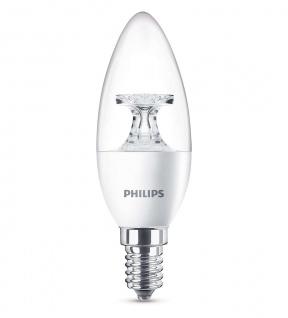 4x Philips 8718696454770 E14 LED Kerzenform Leuchtmittel 5, 5W ~ 40W - Vorschau 3