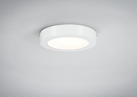 Paulmann 500.08 SmartHome Bluetooth Nox LED-Panel 170mm 11W 230V Weiß matt Kunststoff