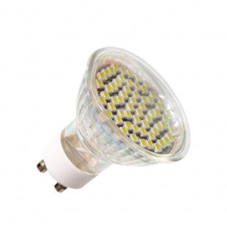 2, 7 W GU10 LED SMB Leuchtmittel Neutralweiß 4000 Kelvin 240 Lumen