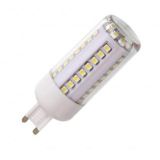 2, 7 W LED G9 Leuchtmittel Neutralweiß 230 V 4000 Kelvin 240 Lumen