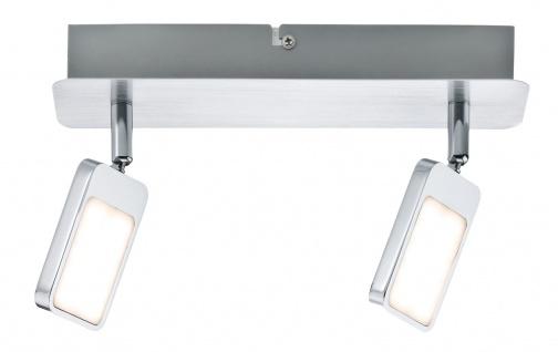 Paulmann Spotlight Mic 2x4, 5W Chrom 230V Metall