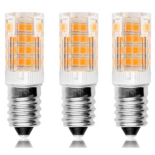 3er Set Leuchtmittel 3, 5W E14 2700K 230V 350lm Klar