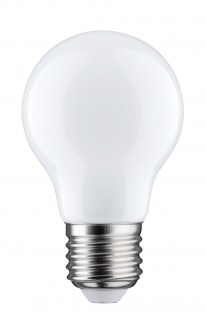 Paulmann 283.32 LED Glühlampe 4, 5W E27 230V Opal 2700K