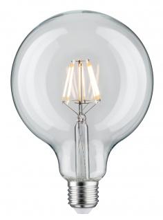 Paulmann 284.24 LED Globe125 Filament 7, 5W E27 230V Klar
