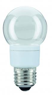 Paulmann 281.06 LED Tropfen 1W E27 Klar Warmwhite
