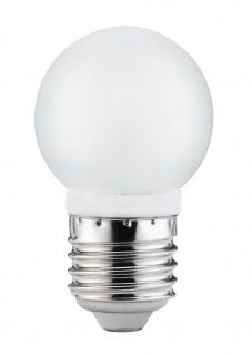 Paulmann 282.68 LED Tropfen 2, 5W E27 230V Satin 2700K
