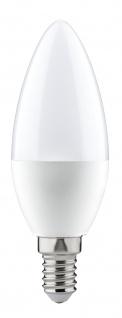 Paulmann 282.92 LED Kerze 6W E14 230V 2700K