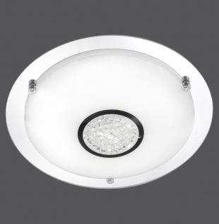 6499-17 Paul Neuhaus GORAN Deckenleuchte, chrom 18W LED-Board 12V IP20