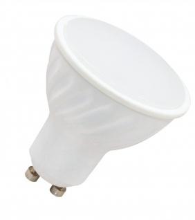7 W GU10 LED Leuchtmittel dimmbar Warmweiß 3000 Kelvin 490 Lumen