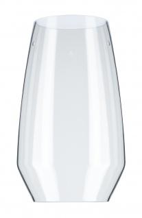 Paulmann URail 2Easy Glas Vento Klar Glas