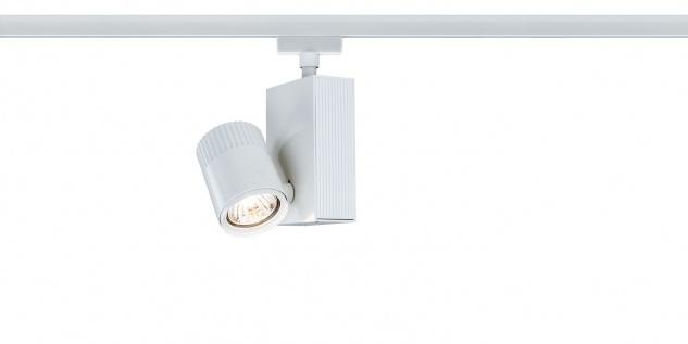 Paulmann URail Schienensystem Light&Easy Spot Tecno 1x50W GU5, 3 Weiß 230V Metall - Vorschau 2