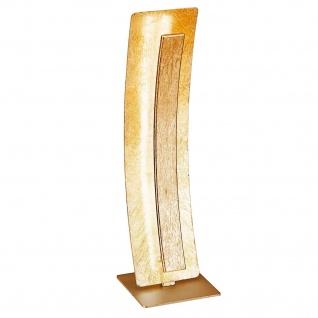 NEVIS Paul Neuhaus Tischleuchte, gold 1xLED-Board 10W 3000K Innenleuchte, IP20