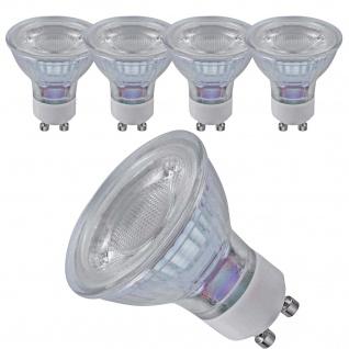 Leuchten Direkt LED Leuchtmittel 5W GU10 230V Warmweiß 38° 280 Lumen 3000 kelvin