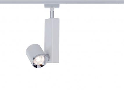 Paulmann URail Schienensystems Spot TecLED II 1x6, 5W Weiß/Chrom 230V Metall - Vorschau 2