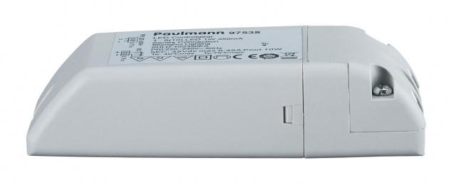 Paulmann Special Line LED Trafo Transformator Konstantstrom 350mA 10W max. 35V DC Grau