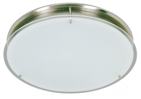 Paulmann Living Conero Wandleuchte rund 275mm 1x80W R7s Opal 230V Metall/Glas