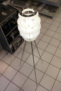 793.71 Paulmann Design Standleuchte Grado 23W Energiesparlampe Decopipe Chrom/Opal 230V
