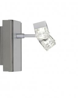 Paulmann Spotlights GEO Balken Doppelkopf max. 2x3W Chrom matt - Vorschau 4
