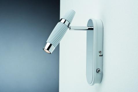 Paulmann Spotlight Channel LED Balken 1x10W Weiss/Chrom 230V Metall - Vorschau 4