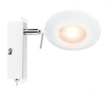 Paulmann 602.53 Spotlight Orb Balken 1x3W Weiß Chrom 230V Metall