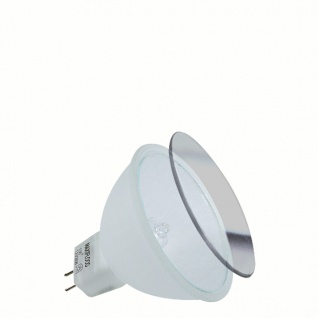 Paulmann Halogen Reflektor Maxiflood mit Schutzglas 100° 35W GU5, 3 12V 51mm Softopal