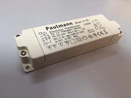 Paulmann Halogen Trafo N105 (35 W/105 W)