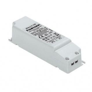 Paulmann Transformator elektronisch VDE Mipro 105VA 105W 230/12V VDE Grau Auslauf