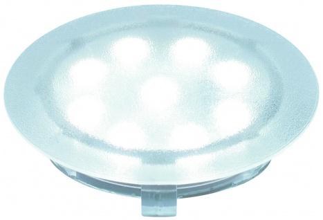 Paulmann Special Einbauleuchte UpDownlight LED 1W 12V 45mm Transparent/Kunststoff