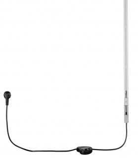 Paulmann URail Schienensystem Light&Easy Einspeisung mit Kabel chrom matt 230V Metall - Vorschau 2
