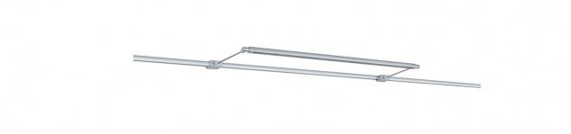 Paulmann ULine System L+E Galeria Leuchte Line 1x20W LED Chrom matt 12V Metall - Vorschau 2