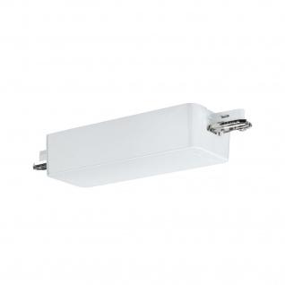 Paulmann URail Bluetooth Bluetooth Schienenschalter/ dimmer Weiß 230V Kunststoff