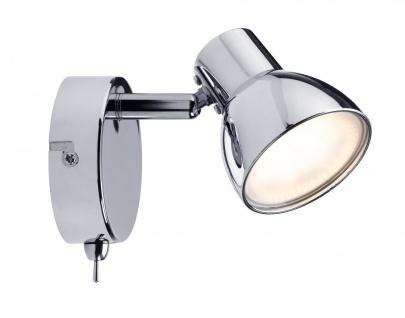 Paulmann Spotlight Cup LED 1x4, 6W Chrom 230V Kunststoff - Vorschau 1