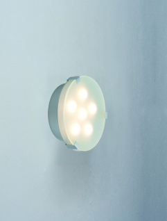 Paulmann WallCeiling Xeta dimmbar IR Fernbedienung LED 15W 200mm Chrom matt 230V Metall/Glas - Vorschau 3