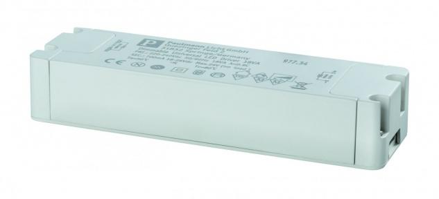 Paulmann LED Trafo Transformator Konstantstrom 700mA 18W dimmbar Weiß