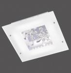 6448-16 Paul Neuhaus KAIRI Deckenleuchte, weiss 16W LED-Board 12V IP20