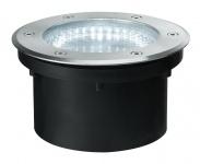 Special EBL Set IP67 Boden rund LED 2, 1W 3, 6VA 230/12V 180mm Edelstahl/Met