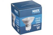 3700 Nice Price GU10 Fassung NP 35W GU10 230V 51mm Alu