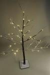 2 W LED-Baum Leuchten Direkt 86138-16 Dekolampe Leuchte Lampe 144 lm