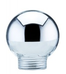875.68 Paulmann Leuchtmittel Zubehör Glas Tropfen Minihalogen Kopfsp Silber