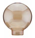 875.57 Paulmann Leuchtmittel Zubehör Glas Globe 60 Minihalogen Gold