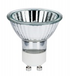 HV Halogenreflektorlampe Halo+ 40W 51mm GU10 Silber