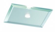 985.17 Paulmann Sternenhimmel Star EBL Set quadratisch LED 10x0, 25W 15VA 230/12V 63mm Spiegel Silber/Metall/Glas