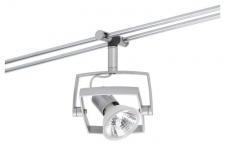 10 x Paulmann 976.25 Rail System Light&Easy Spot Mac² 1x35W 97625 GU5, 3 Chrom mat